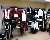 Торговое оборудование для магазина одежды бу