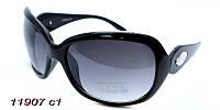Фигурные очки солнцезащитные для девушки