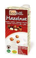 Молоко из фундука с сиропом агавы ТМ EcoMil