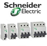 Автоматические выключатели Schneider Electric Easy9