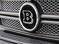 Эмблема в решетку радиатора BRABUS Mercedes W463