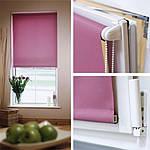 Современные рулонные шторы: комплектация, крепление и уход за ними