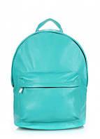 Кожаный рюкзак Tiana blue