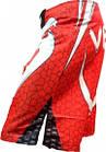 Шорты для ММА Venum VS66 Red, фото 2