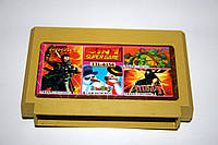 Картридж Dendy 4в1 Ninja Gaidem 3 Tureles 2