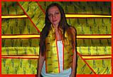 Шарфы с логотипом вязаные Хмельницкий Луцк Львов Житомир  , фото 3