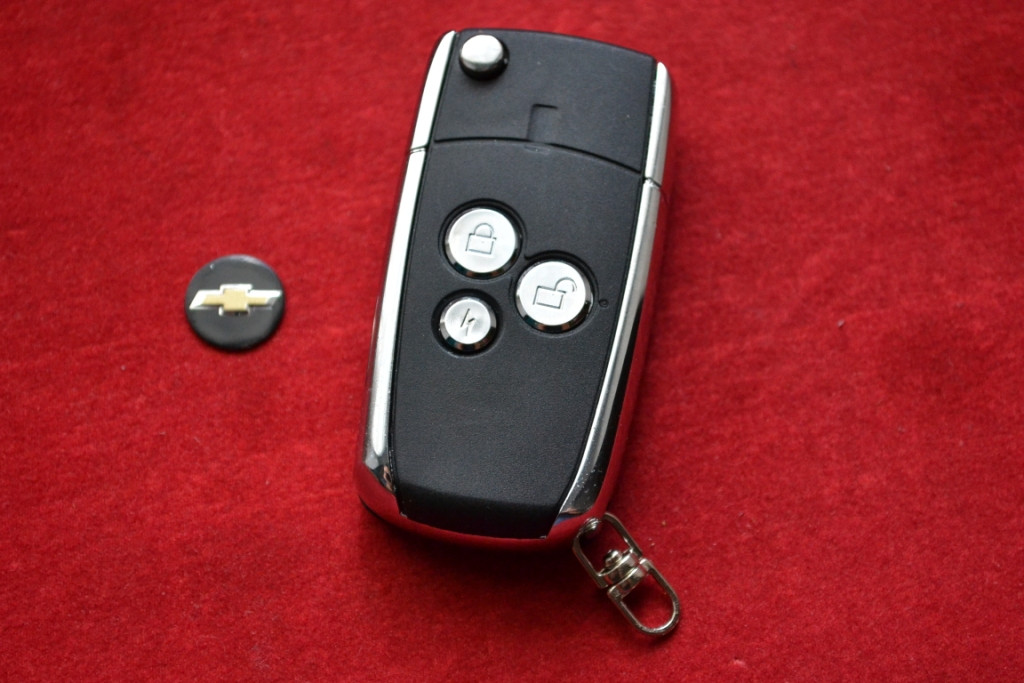 складной ключ chevrolet lacetti
