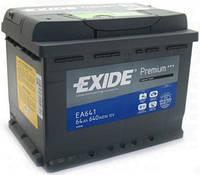Аккумулятор EXIDE PREMIUM 64Ah-12v (242x175x190) левый +