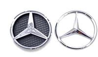 Эмблема Mercedes-Benz в решетку радиатора W463