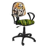 Детское кресло Престиж РМ Тигры 04