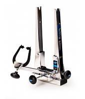 Станок Park Tool профессиональный для центровки колес. Хром