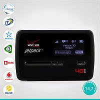 Мобильный 3G/4G WiFi Роутер Novatel Jetpack 4620LE (Аккумулятор 3000 mAh + GSM)