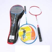 Бадминтон BT-BPS-0020 2 ракетки в сумке 2цв.ш.к./50