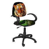 Детское кресло Престиж РМ Тигры 05