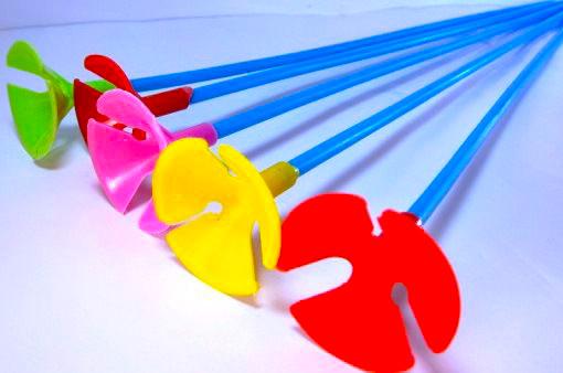 палочки и держатели для шаров
