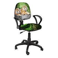 Детское кресло Престиж РМ Тигры 06