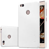 Чехол Nillkin для Xiaomi Mi4s белый (+пленка)