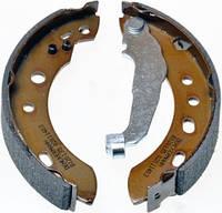 Тормозные колодки Микра / Nissan Micra с 1998 (Барабаные) (задние )