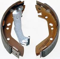 Колодки тормозные задние Hyundai Accent  / Хюндай Акцент 1.3-1.6 1994-2005 (барабанные) Польша B120123