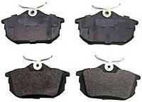 Колодки тормозные задние Мицубиси Коль / Carisma / Colt IV, Lancer V // Proton Persona 1.3-2.0D с 1992 Польша
