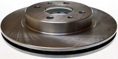 Гальмівний диск передній Lada 110, 111, 112, Samara 1.1-2.0