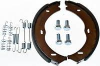 Колодки ручника Mercedes Vito638, W463, Viano 2003-( барабанные),