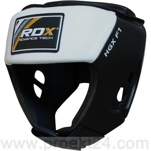 Боксерский шлем RDX White