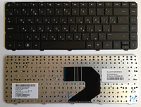 Клавиатура для ноутбука HP (Compaq: 430, 431, 630, 635, 640, 650, 655, СQ43, CQ57, CQ58, Pavilion: G4-1000, G6-1000) rus, black