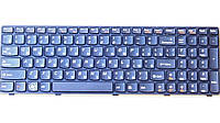 Клавиатура для ноутбука LENOVO (G580, G585, N580, N585, Z580, Z585) rus, black, black frame