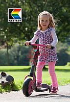 Трехколесный скутер розовый Kettler T07015-0010 , фото 3