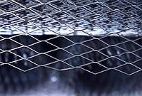 Сетка просечно-вытяжная оцинк. 1м*10м (яч. 17*40)  под штукатурку 0,6мм