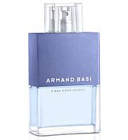 Мужская туалетная вода Armand Basi L'eau Pour Homme (свежий, динамичный, искрящийся)