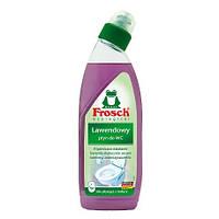 Фрош - чистящее средство для унитазов с экстрактом лаванды Frosch Lawendowy  750 мл