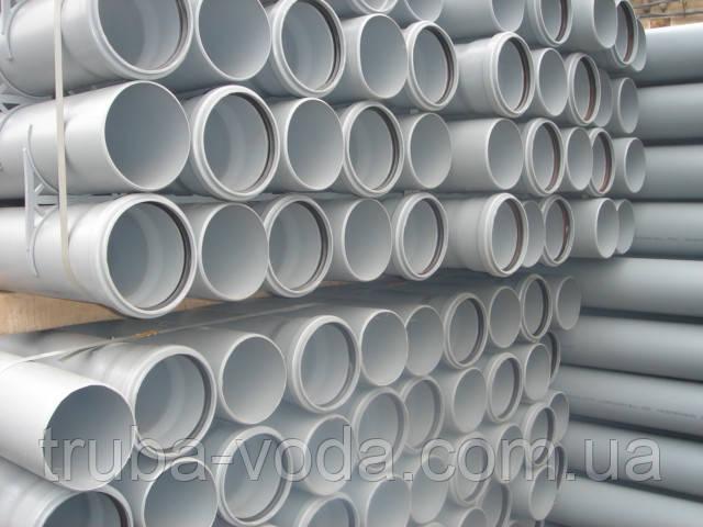 Труба каналізаційна d110-1000(2,7 мм)