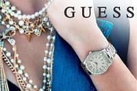 Изысканная роскошь часов от Guess
