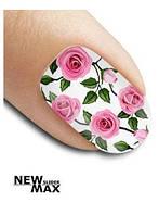 Слайдер дизайн для ногтей OF 449