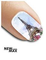 Слайдер дизайн для ногтей SF 379