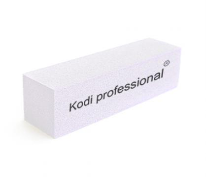 Баф Kodi белый брусок 120/120