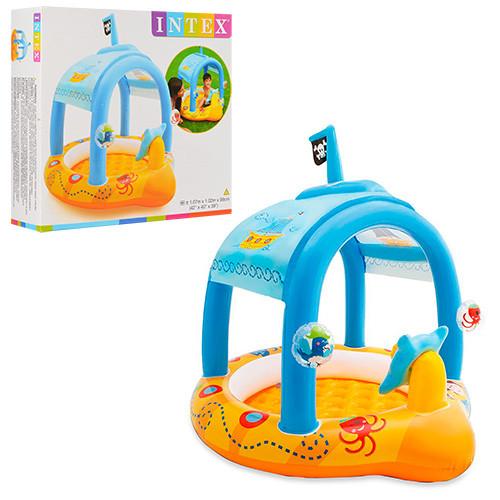 Бассейн детский круглый надувной Intex 57426