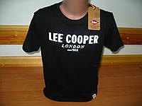 Детская футболка для мальчика  Lee cooper  р. 6, 8, 10, 12, 14лет