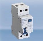 УЗО диф автомат диф защита C10 ампер A 30 мА 0,03 А  6kA Европа двухполюсное фазное цена купить