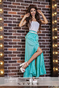 Женская юбка в пол №114-032