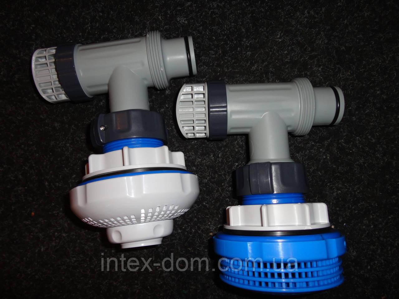 Набор плунжерных кранов для бассейна INTEX 10750