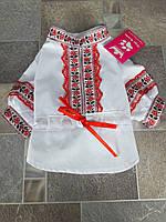 Вышиванка для йорка  Dogs Bomba Y-8 размер 4(S)красная