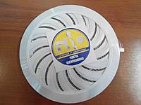 Вентиляционная решетка с жалюзи и регулируемым фланцем 100-150