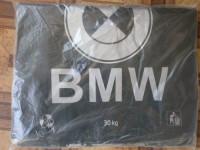 Пакет полиэтиленовый BMW 430*680(О), черный