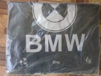 Пакет полиэтиленовый BMW 430*700(О), черный