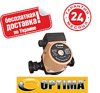 Циркуляционный насос Optima OP25-40 180 мм   + кабель с вилкой