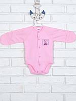 Детский полукомбинезон с подчесом для новорожденных
