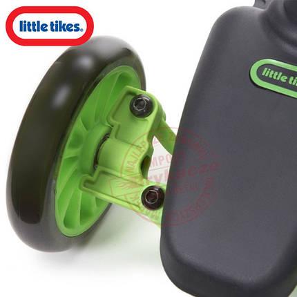Скутер трехколесный с поворотными колесами Little Tikes 640117, фото 2